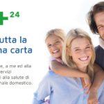 Carta della salute. Gratis tanti servizi per il benessere di tutta la tua famiglia