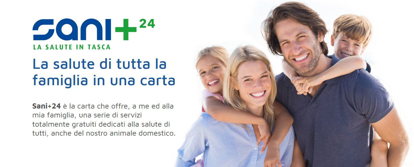 Carta Della Salute Gratis Tanti Servizi Per Il Benessere Di Tutta La Tua Famiglia Farmacia San Carlo