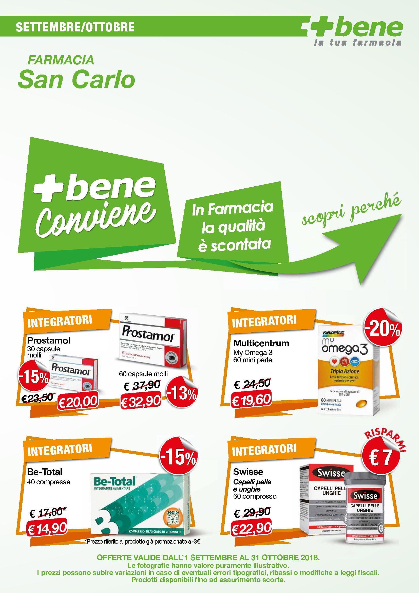 promozioni farmacia